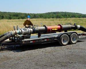 Westfall Manufacturing Introduces Static Mixer for Gas Well Fracking