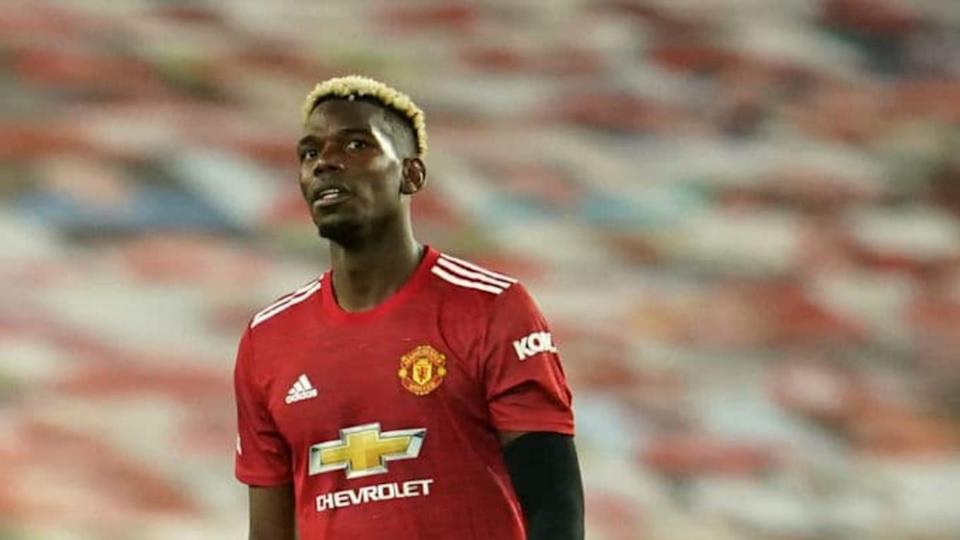 Paul Pogba   Pool/Getty Images