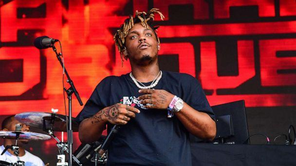 PHOTO: Juice WRLD performs during 2019 Bonnaroo Music & Arts Festival, June 15, 2019, in Manchester, Tenn. (Erika Goldring/WireImage/Getty Images)
