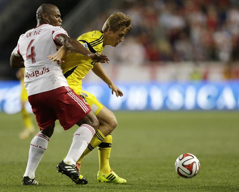 Red Bulls' Jamison Olave suspended 2 games, fined
