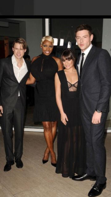 These were fun times! I hate 2 see such a great young actor leave us so soon! RIP @corymonteith my prayers r wit u