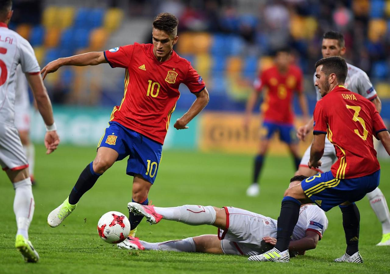 Spain's talent pool shows unfounded depth as La Rojita maintain their 100-per-cent record