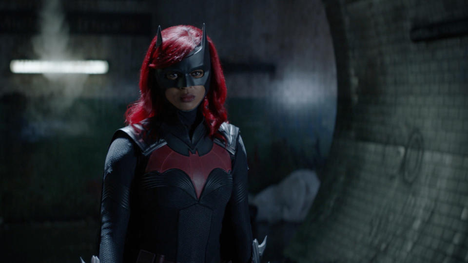 Javicia Leslie takes over the cape and cowl in Season 2 of 'Batwoman' (Photo: The CW)