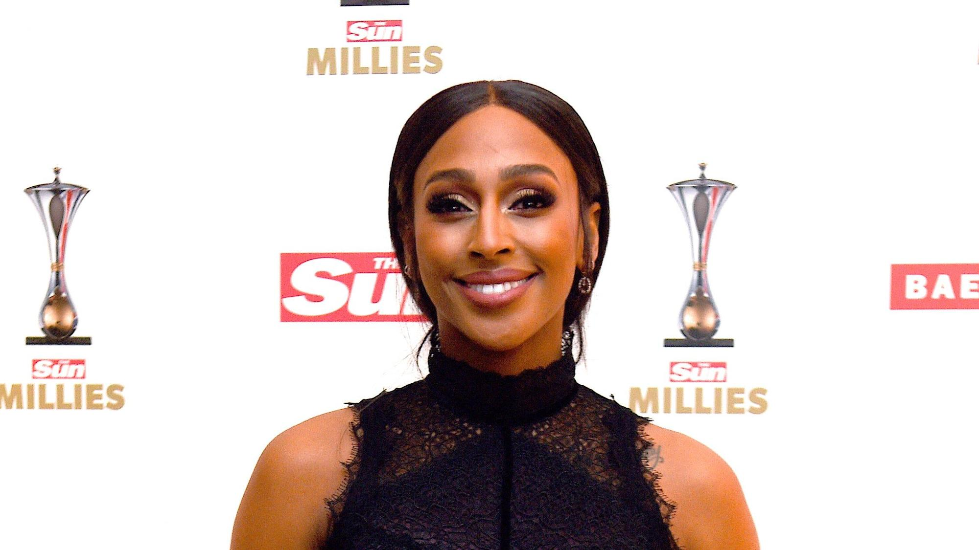Harry and Meghan 'brave' to speak out, Alexandra Burke says