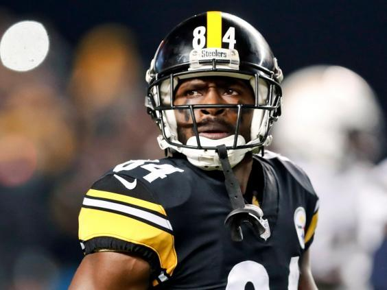 Pittsburgh Steelers wide receiver Antonio Brown has been traded to Oakland (AP)