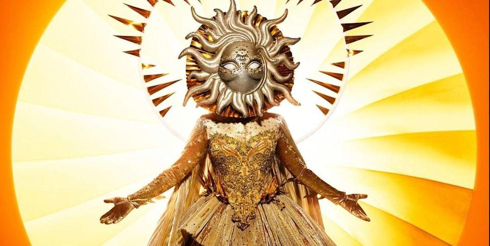 I Am Personally Convinced Kylie Jenner Is the Sun on 'The Masked Singer'