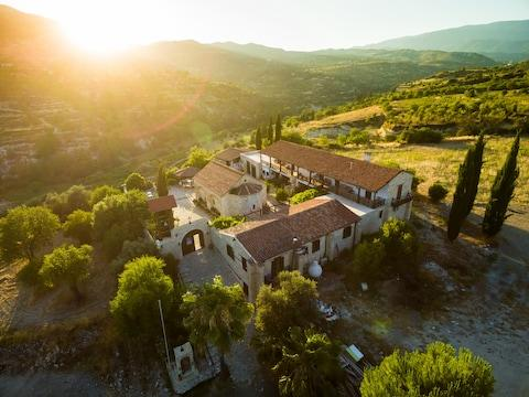 There are a handful of wine regions on the outskirts of Limassol - Credit: istock