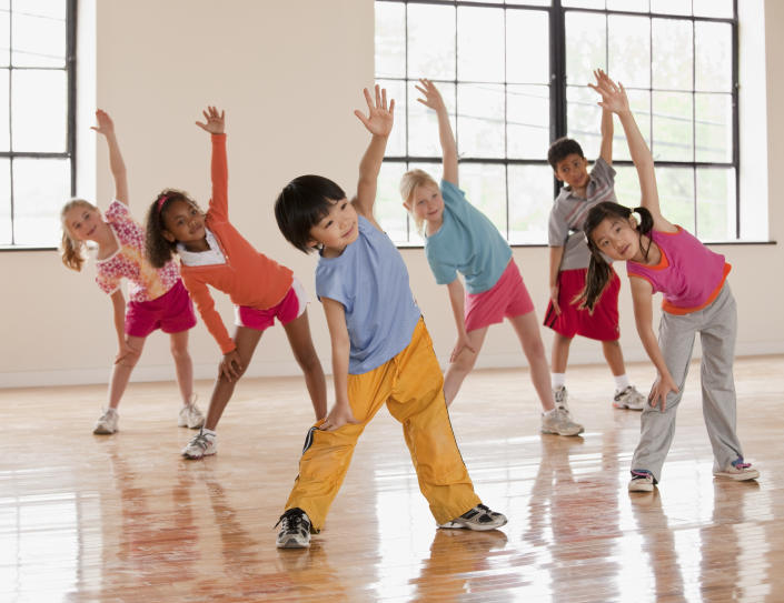 A daily dose of exercise helps support the immune system.  (Photo: Getty Images)