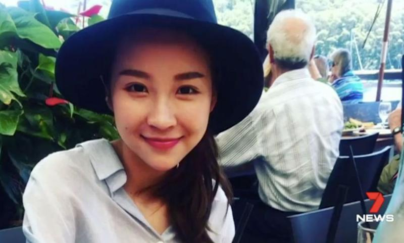 Jean Huang, 35, died from a botched breat implant procedure. Source: 7 News