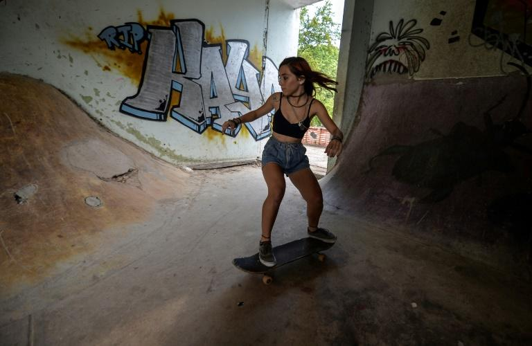 Skateboarders in Cuba are hoping that the sport's appearance at Tokyo 2020 will encourage the government to recognise the sport