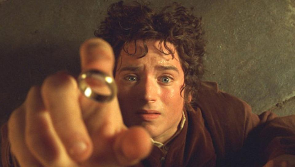 Elijah Wood as Frodo in the 'Lord of the Rings' franchise. (Credit: New Line Cinema)