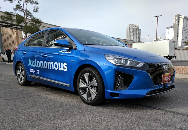 We Took A Ride In Hyundais Self Driving Car And Survived
