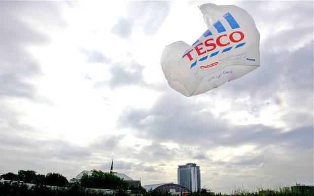 The plastic bag tax has already helped take millions of bags out of circulation