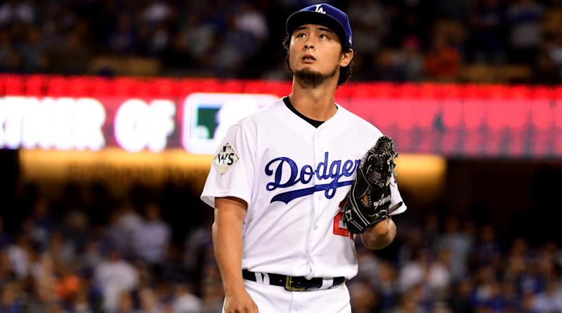 This Is How Yu Darvish Was Tipping His Pitches in the World Series
