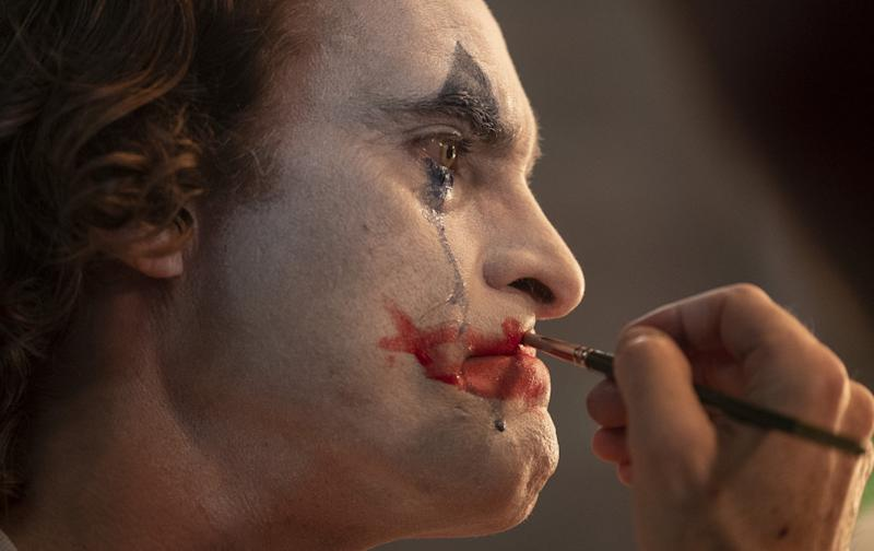 Joaquin Phoenix in Joker (Credit: Warner Bros)