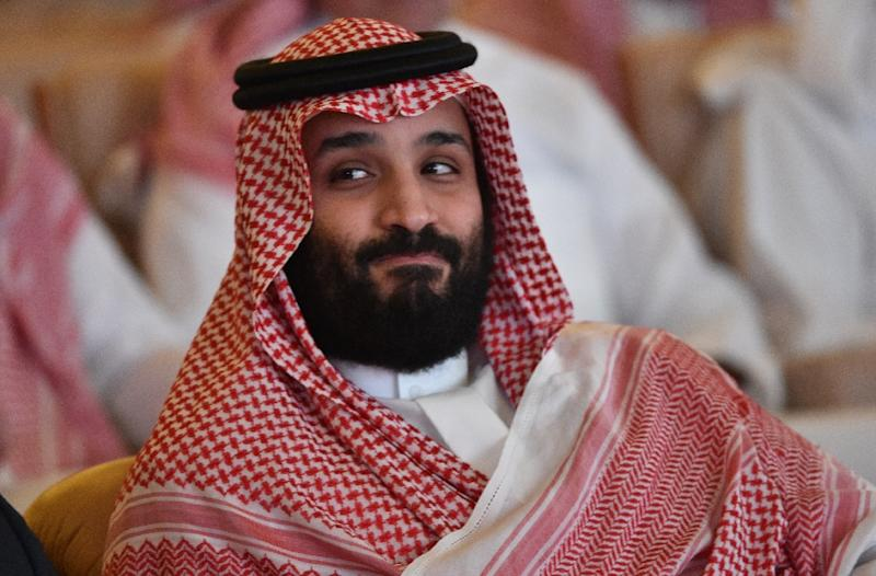 The US assessment that Saudi Crown Prince Mohammed bin Salman (pictured October 2018) was behind the killing of journalist Jamal Khashoggi directly contradicts the conclusions of a Saudi prosecutor, which exonerated the prince of involvement