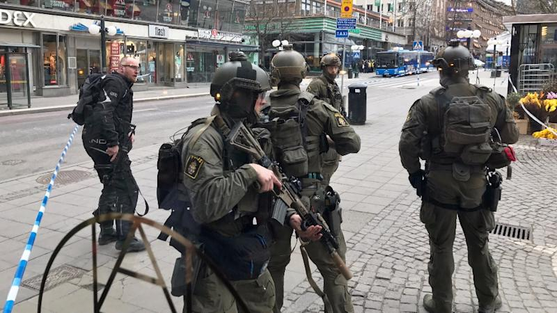 Stockholm Live: Truck Kills 3 People Near Indian High Commission