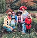 """<p><a href=""""https://people.com/tag/jessie-james-decker/"""" rel=""""nofollow noopener"""" target=""""_blank"""" data-ylk=""""slk:Jessie James Decker"""" class=""""link rapid-noclick-resp"""">Jessie James Decker </a>loves raising her """"wolf pack.""""</p> <p>The country singer is mother to <a href=""""https://people.com/parents/jessie-james-decker-happy-husband-suggested-third-child/"""" rel=""""nofollow noopener"""" target=""""_blank"""" data-ylk=""""slk:three kids"""" class=""""link rapid-noclick-resp"""">three kids</a>, Vivianne, 7, Eric Jr., 5 and Forrest, 3, who she shares with her <a href=""""https://people.com/tag/eric-decker/"""" rel=""""nofollow noopener"""" target=""""_blank"""" data-ylk=""""slk:retired NFL player husband"""" class=""""link rapid-noclick-resp"""">retired NFL player husband</a>, Eric Decker.</p> <p>The singer <a href=""""https://people.com/parents/how-i-parent-jessie-james-decker/"""" rel=""""nofollow noopener"""" target=""""_blank"""" data-ylk=""""slk:shared with PEOPLE's """"How I Parent"""" class=""""link rapid-noclick-resp"""">shared with PEOPLE's """"How I Parent</a>"""" section and mentioned what she thought the best thing has been about being a mom. </p> <p>""""My favorite thing is feeling the unconditional love I have for my children. I love waking up in the middle of the night because our daughter snuck in our bed,"""" said the """"Almost Over You"""" singer. """"I'll see her little face and her nose is on my nose, and she's smiling. She'll have messy hair and her little blankets with her. I love going into Forrest's room while he's trying to jump out of his crib because he's so excited.""""</p> <p>She added,""""I just love being with them all the time, they're my favorite people. Knowing that Eric and I made our family out of love makes me fall for them even more. We're like a wolf pack and there's nothing stronger than that.</p>"""