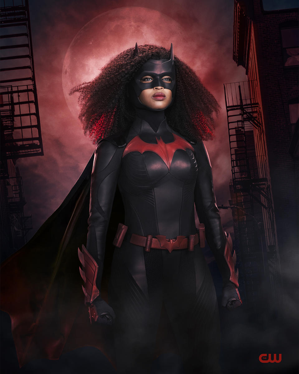 Javicia Leslie as Batwoman (Nino Muñoz/The CW)