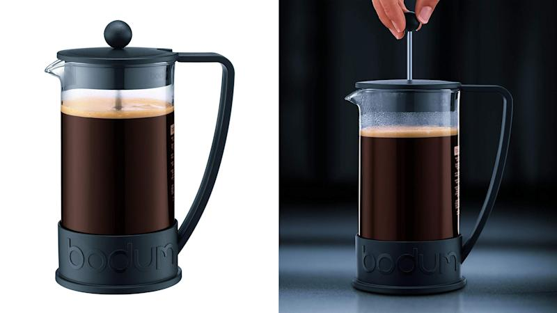 For the best cup of coffee you'll ever make.
