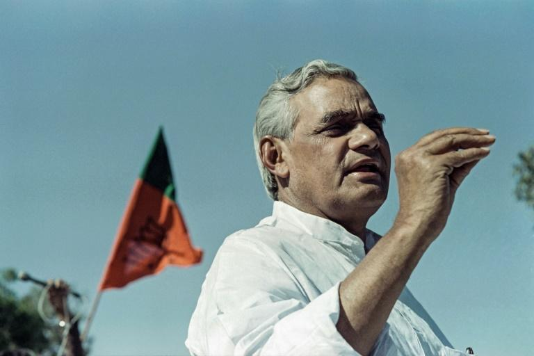 Vajpayee's life in politics spanned five decades but he only attained real power towards the twilight of his career