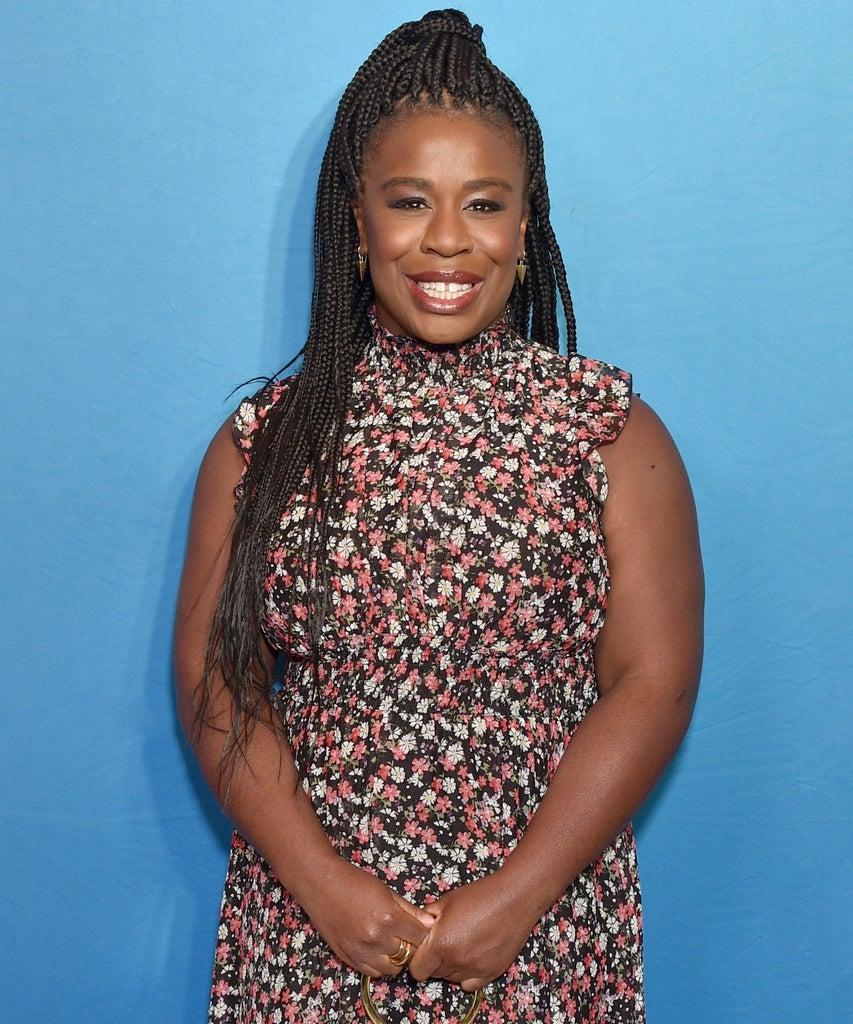LOS ANGELES, CALIFORNIA – FEBRUARY 04: Uzo Aduba attends EMILY's List 3rd Annual Pre-Oscars Event at Four Seasons Hotel Los Angeles at Beverly Hills on February 04, 2020 in Los Angeles, California. (Photo by Gregg DeGuire/FilmMagic)