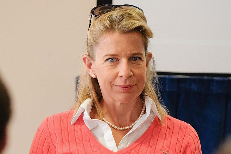 Columnist Katie Hopkins was ordered to pay damages to food blogger Jack Monroe: Ian Forsyth/Getty Image