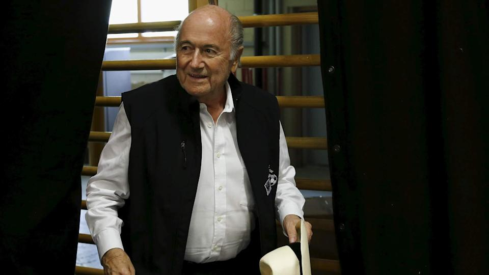 Blatter Faces Calls To Quit Amid FIFA 'Meltdown'