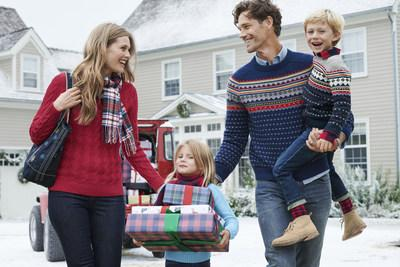 Lands' End Makes It an Easier and Merrier 2018 Holiday Season Filled with Great Gifts, Traditions and Warmth