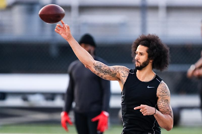 Roger Goodell: NFL Has 'Moved On' After Colin Kaepernick's Workout