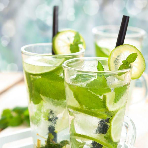 """<p>1/2 cup Chilled Jam Jar Sweet White </p><p>2 Lime wedges </p><p>6 Fresh mint leaves </p><p>1 Teaspoon agave </p><p>1/4 cup Chilled club soda </p><p>Ice</p><p>Combine the lime, mint and agave in a glass and muddle gently. Add in the wine, club soda and ice. Stir and enjoy.</p><p><em>Via</em> <em>Katie West, <a href=""""http://jamjarwines.com/"""" rel=""""nofollow noopener"""" target=""""_blank"""" data-ylk=""""slk:Jam Jar Wines"""" class=""""link rapid-noclick-resp"""">Jam Jar Wines</a> and <a href=""""http://www.capeclassics.com/"""" rel=""""nofollow noopener"""" target=""""_blank"""" data-ylk=""""slk:Cape Classics"""" class=""""link rapid-noclick-resp"""">Cape Classics</a></em></p>"""
