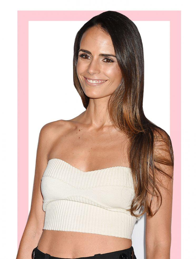 Jordana Brewster gave us five minutes of realness. (Photo: WireImage)