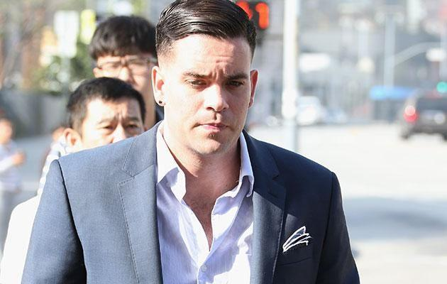 Disgraced Glee star Mark Salling has reportedly attempted suicide a month before he's due to strike a plea deal in his child porn case. Source: Getty