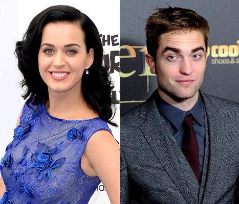 """Katy Perry Told Robert Pattinson She's """"Proud"""" They Haven't Had Sex"""
