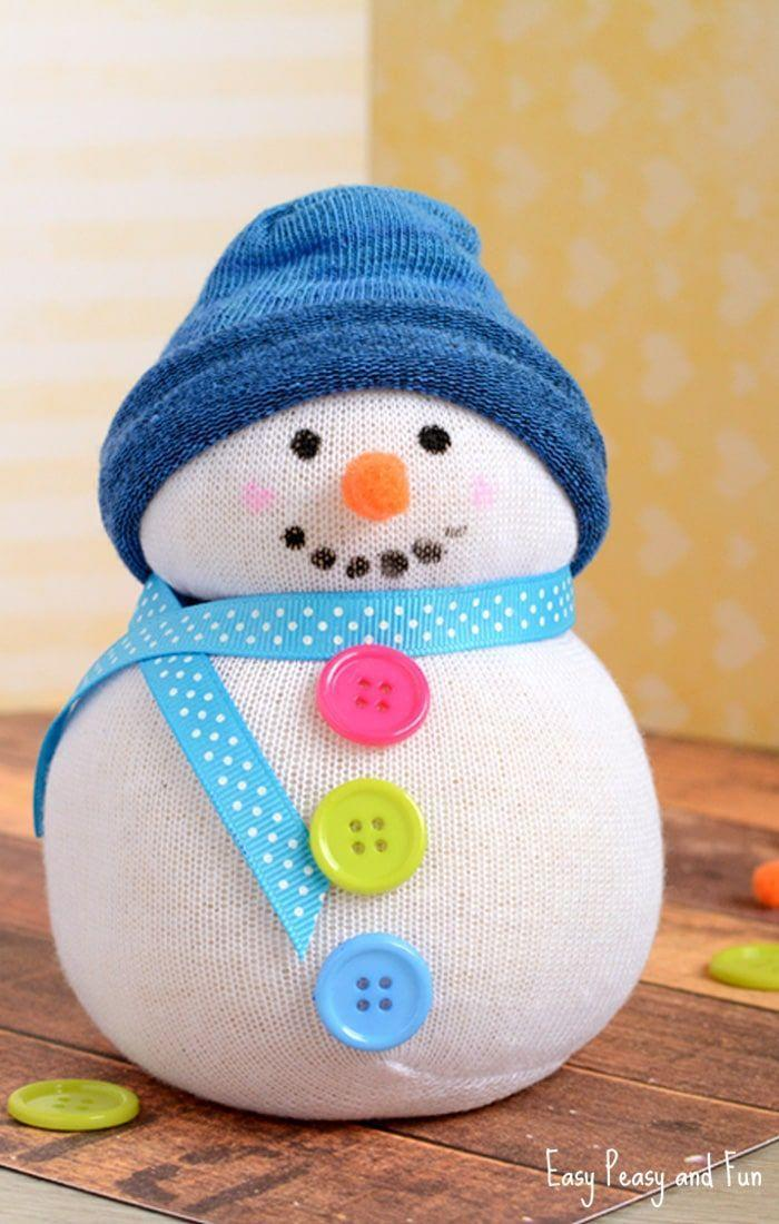 "<p>Have an old sock (or two) that's missing it's mate? Transform it into a no-sew stuffed snowman.</p><p><strong>Get the tutorial at <a href=""https://www.easypeasyandfun.com/no-sew-sock-snowman-craft/"" rel=""nofollow noopener"" target=""_blank"" data-ylk=""slk:Easy Peasy and Fun"" class=""link rapid-noclick-resp"">Easy Peasy and Fun</a>.</strong></p><p><a class=""link rapid-noclick-resp"" href=""https://www.amazon.com/Assorted-Childrens-Painting-Handmade-Ornament/dp/B076FLR6X1?tag=syn-yahoo-20&ascsubtag=%5Bartid%7C10050.g.22825300%5Bsrc%7Cyahoo-us"" rel=""nofollow noopener"" target=""_blank"" data-ylk=""slk:SHOP BUTTONS"">SHOP BUTTONS</a></p>"