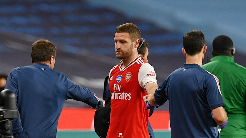 Arteta wants centre-back with Mustafi set to miss start of next season