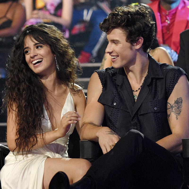 Shawn Mendes and Camila Cabello Have No Time For Internet Trolls in Latest PDA-Filled Post