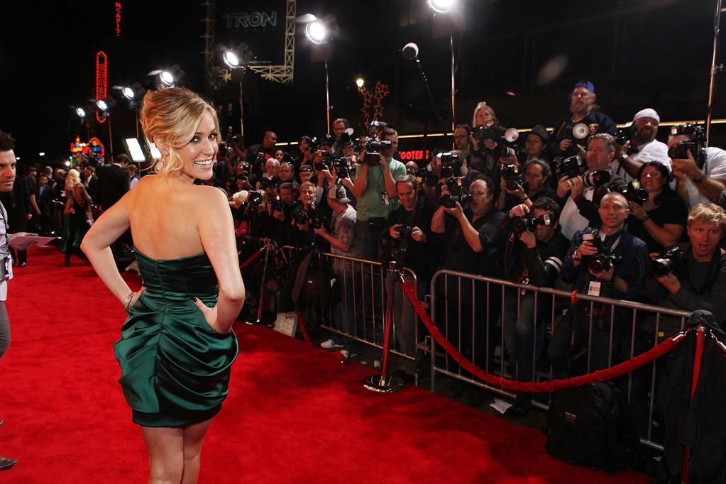 "<a href=""http://movies.yahoo.com/movie/contributor/1809681105"">Kristin Cavallari</a> at the Los Angeles premiere of <a href=""http://movies.yahoo.com/movie/1810125282/info"">Burlesque</a> on November 15, 2010."