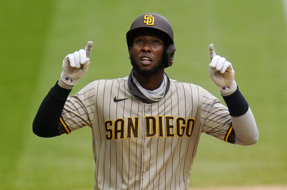 Jurickson Profar is returning to the Padres on a three-year deal, per reports.