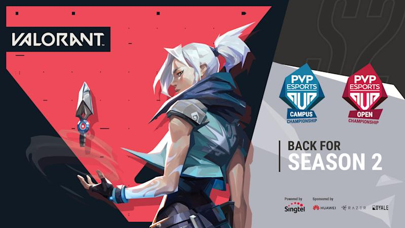 PVP Esports Campus Championship Season 2 (Singapore)