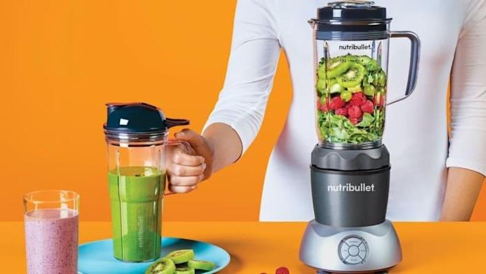 The NutriBullet Select is compact in size and able to handle a variety of blending jobs.