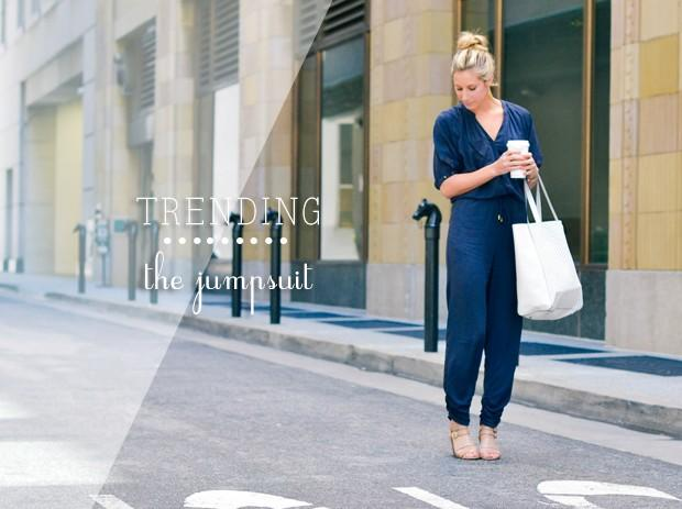Jumpsuits for spring 2014