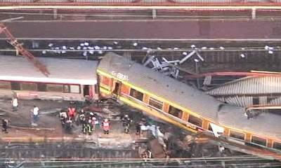 Paris Train Crash: Faulty Track Likely Cause