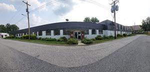 The WheelTug facility that will assemble aircraft electric drive systems in Baltimore, Maryland