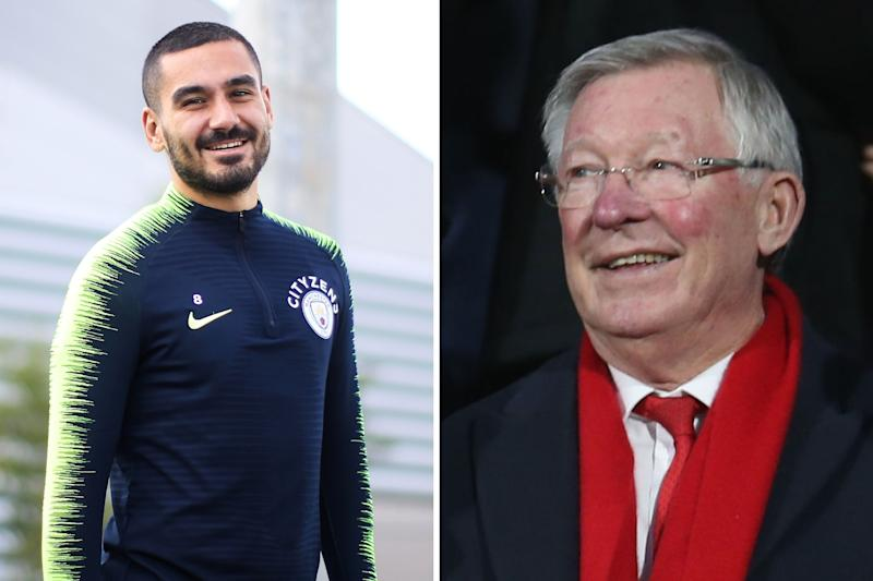 The Manchester City ace Sir Alex Ferguson wanted at Manchester United