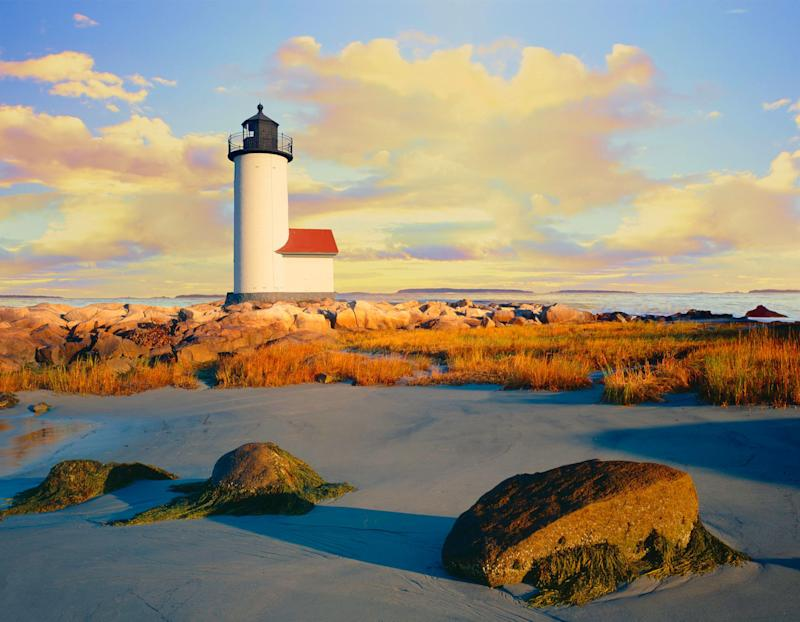 A visit to the New England shores is always in season. Head north from Boston to the lesser-known Cape Ann for clams and chowder in Essex, then hop back on Route 1/1A North toward New Hampshire and Down East Maine. End your day in Portland where you can tour a brewery or trade in your wheels (temporarily, of course) for a boat tour of the Casco Bay Islands. After dinner, make sure you take a romantic evening stroll through Old Port.
