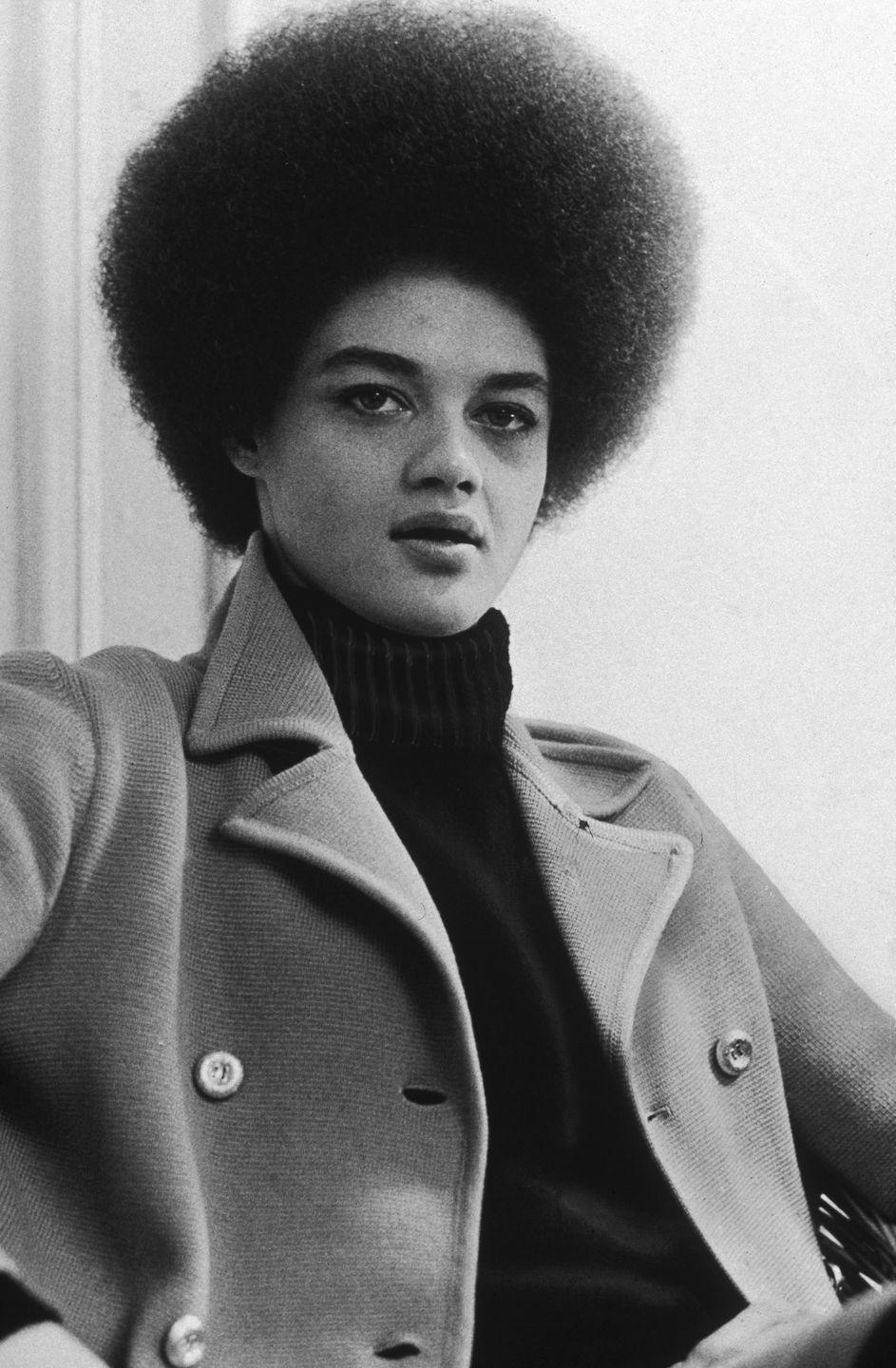 <p>Kathleen Cleaver made the black turtleneck look good while she fought for equality. </p>