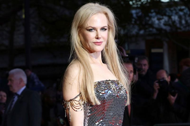 Nicole Kidman Considered Giving up Her Work When She Got Pregnant