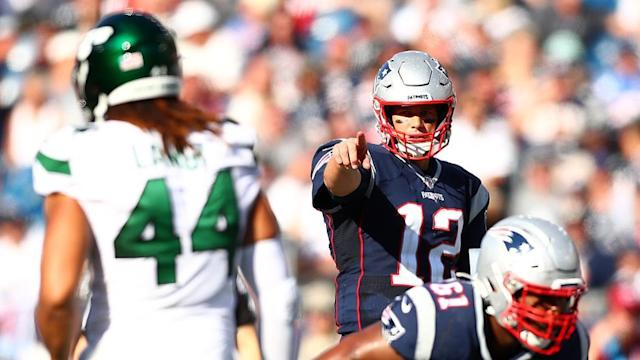 New England Patriots At New York Jets: Monday Night Football Week 7 TV Schedule, Odds And Picks