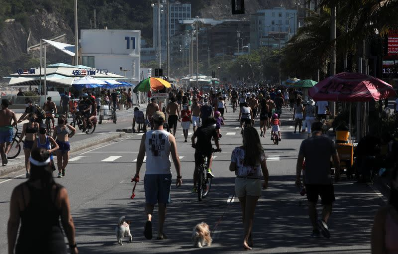 Brazil registers 3,035,422 confirmed cases of coronavirus, total deaths rise to 101,049